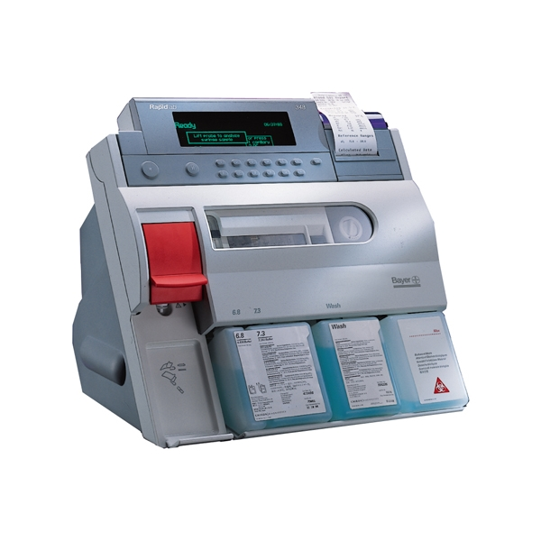 Анализаторы газов крови