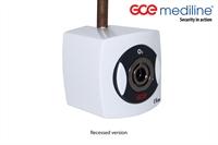 Клапаны для медицинских газов (газовые розетки)