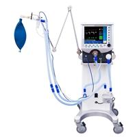Аппарат искусственной вентиляции легких, аппарат ИВЛ CHIRANA (ХИРАНА)  CHIROLOG SV AURA  (Chirana)