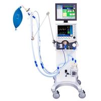 Аппарат искусственной вентиляции легких, аппарат ИВЛ CHIRANA (ХИРАНА)  CHIROLOG SV AURA  PROFI  (Chirana)