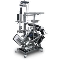 Комплект КПП-32 передвижной стенд для размещения съемных приспособлений и принадлежностей. (МЕДИН)