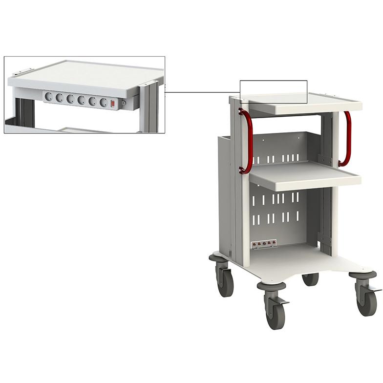264Стойка для диагностического оборудования