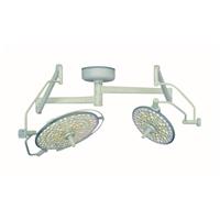 Двухкупольные потолочные бестеневые светильники на светодиодах Конвелар (Convelar) 1677 LED / 1675 LED / 1655 LED (DIXION)