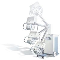 Мобильная аналоговая рентгенографическая система TMX+ (GE Healthcare)