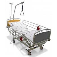 Реанимационные медицинские кровати Scanafia PRO TK-480/490 (БЕЗ ТРЕНДЕЛЕНБУРГА) (LOJER)