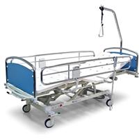 Реанимационные медицинские кровати Scanafia PRO S-480/490 (С ТРЕНДЕЛЕНБУРГОМ) (LOJER)