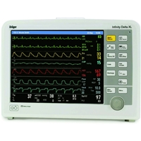 Универсальный модульный монитор пациента Draeger Infinity® Delta XL с модулем Draeger Infinity  BISx SmartPod  (Dräger)