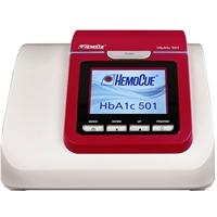 Система для измерения гемоглобина HemoCue® HbA1c 501 (HemoCue AB)